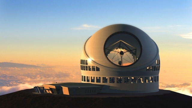 Future 30 Meter Telescope credit:  www.ctvnews.ca