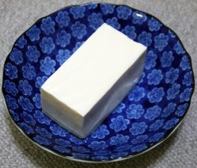Japanese silky tofu - credit, Wikipedia