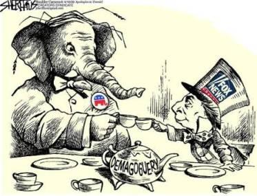tea-demagoguery