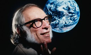 The Most Prolific Writer of Fiction? Isaac Asimov credit: www.theguardian.com